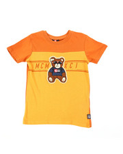 Arcade Styles - Chenille Patch Tee (4-7)-2393893