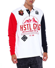 Hustle Gang - BLACK DIAMOND LS RUGBY-2394322