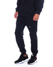Athleisure for Men - Button Fleece Jogger-2395021