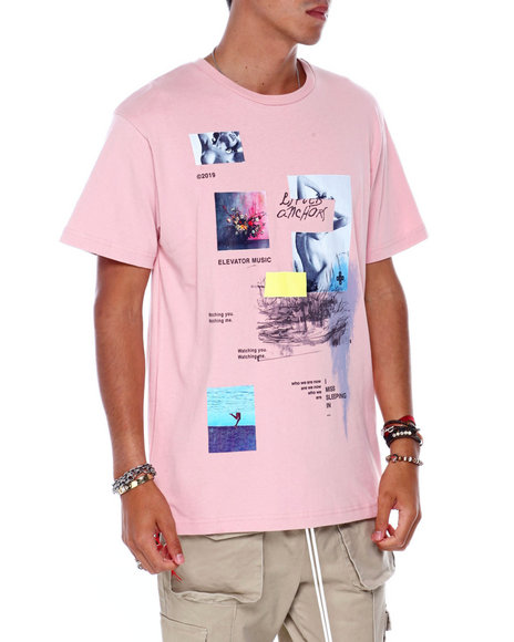 Lifted Anchors - Gallery Tee