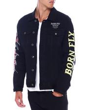 Born Fly - MONOPOLY Denim jacket-2394339