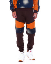 Southpole - COLORBLOCK DENIM SWEATPANT-2394759