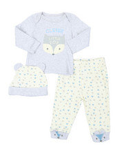 Duck Duck Goose - 3 Piece Knit Set (Infant)-2393774