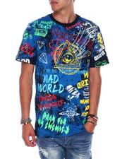 Shirts - Wonders Of The All-Seeing Eye Tee-2394455