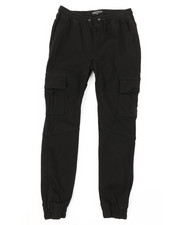 Arcade Styles - Cargo Jogger Pants (8-18)-2394663