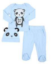 Duck Duck Goose - 3 Piece Knit Set (Infant)-2393783