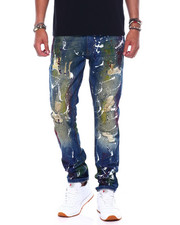Jeans - Splatter Paint Jean-2394169
