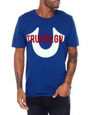 True Religion - LOGO MANIA SS CREW NECK TEE-2394005