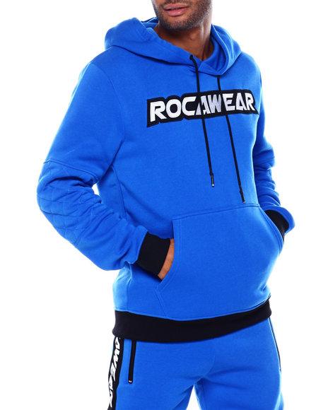 Rocawear - HOLESHOT POP HOODY