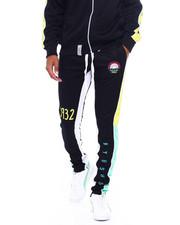 Sweatpants - Okami 2 Tone Track Pant-2395356