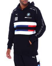 Puma - BMW STREET MIDLAYER HOODY-2394640