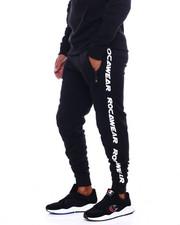 Sweatpants - HOLESPOTY SWEATPANT-2394773