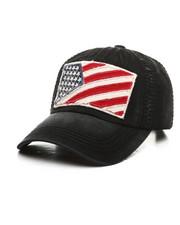 Dad Hats - USA Flag Dad Hat-2395577