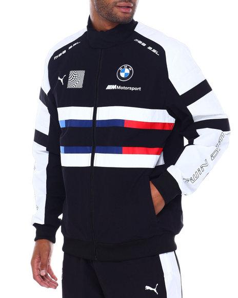 Puma - BMW STREET WOVEN JACKET