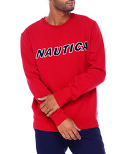 Mens-Fall - Chest Logo Sweatshirt-2395940