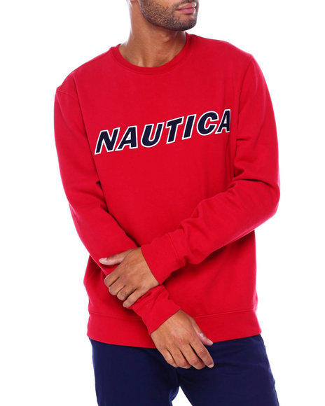 Nautica - Chest Logo Sweatshirt