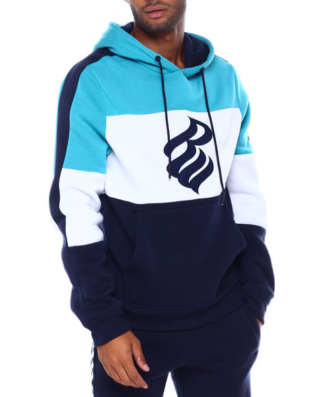 Rocawear - TOURNAMENT POP HOODY
