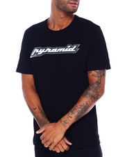 Black Pyramid - 3D RUBBERPATCH TEE-2395644
