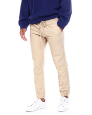 Mens-Fall - Twill Jogger-2395572