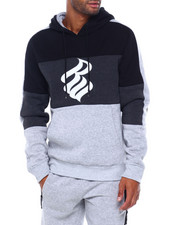 Rocawear - TOURNAMENT POP HOODY-2395179