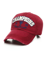 Champions Dad Hat