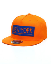 Buyers Picks - New York Snapback Hat-2395630