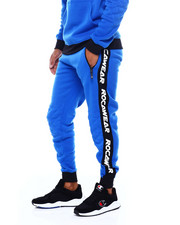 Sweatpants - HOLESPOTY SWEATPANT-2394783