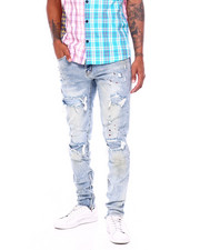Crysp - Pacific Light Blue Reinforced Jean-2395340