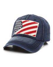 Hats - USA Flag Dad Hat-2395567