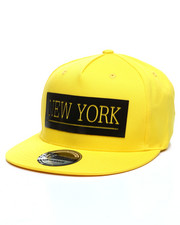 Buyers Picks - New York Snapback Hat-2395643