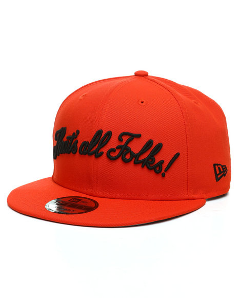 New Era - 9Fifty That's All Folks Looney Tunes Snapback Hat
