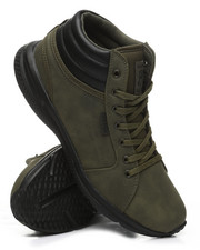Parish - Lace-Up Mid Sneakers-2396908