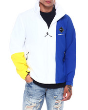Sean John - Hoody Colorblock Nylon Jacket-2396595