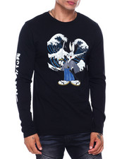 New Era - Bugs Bunny Looney Tunes Long Sleeve Shirt-2396298