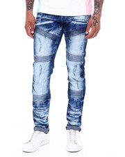 Copper Rivet - COLOR PAINT SPLASH MOTO JEAN-2396601