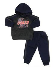 Infant & Newborn - 2pc Fleece Hoodie Set (Infant)-2396079