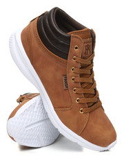 Parish - Lace-Up Mid Sneakers-2396886