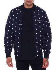 Sean John - All over Star Bomber Jacket-2396629