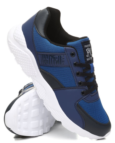 Parish - Lace-Up Sneakers