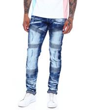 Jeans - COLOR PAINT SPLASH MOTO JEAN-2396601