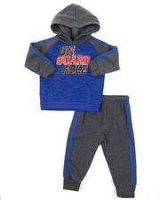 Infant & Newborn - 2pc Fleece Hoodie Set (Infant)-2396117