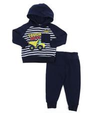 Infant & Newborn - Appliqued Fleece Set (Infant)-2396056