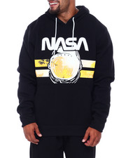 Buyers Picks - Pullover Fleece Hoodie W/Chenille Patch (B&T)-2397769