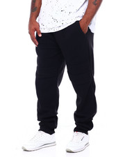 Big & Tall Faves - Biker Fleece Jogger (B&T)-2397764