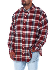 Button-downs - L/S Flex No-Iron Stretch (B&T)-2397714