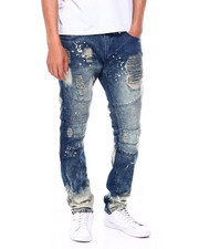 Black Friday Deals - Torn Moto Jean-2397493