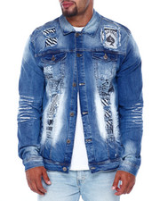 Buyers Picks - Space Ace Denim Jacket (B&T)-2395985