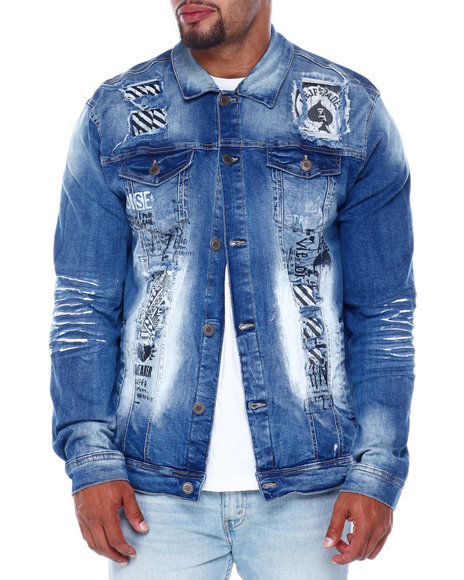 Buyers Picks - Space Ace Denim Jacket (B&T)