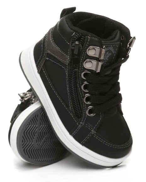 Beverly Hills Polo Club - Lace-Up Sneakers (5-10)
