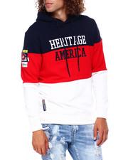 Heritage America - Colorblock Americana Hoody-2397453